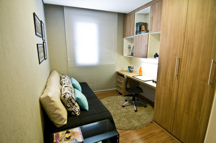 Transformar cômodo em escritório ou quarto de hóspedes  ~ Transformar Home Office Em Quarto De Bebe