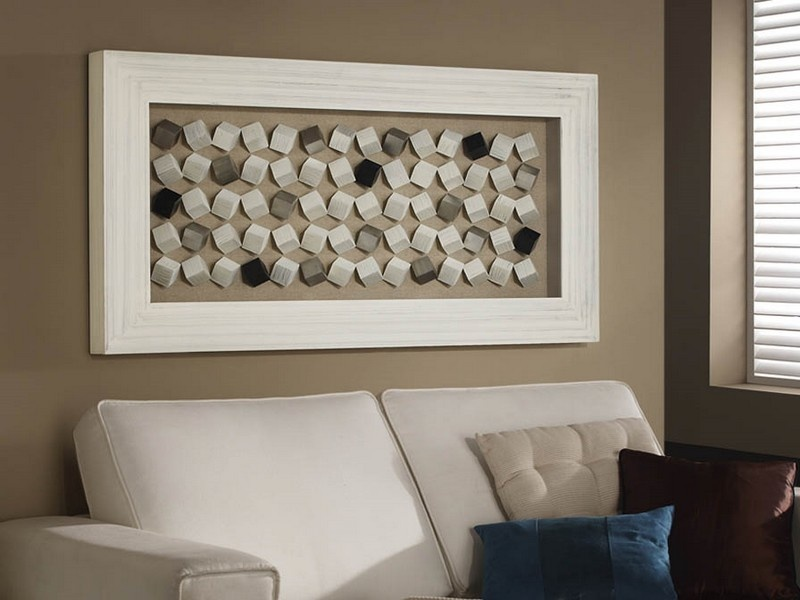 Sala De Estar Com Quadros Modernos ~ Como usar quadros na decoração de casa  Blog da Kondor ImóveisBlog