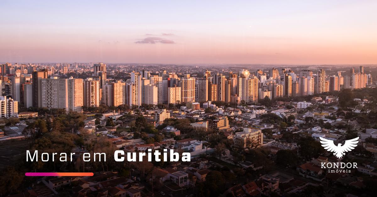 Morar em Curitiba
