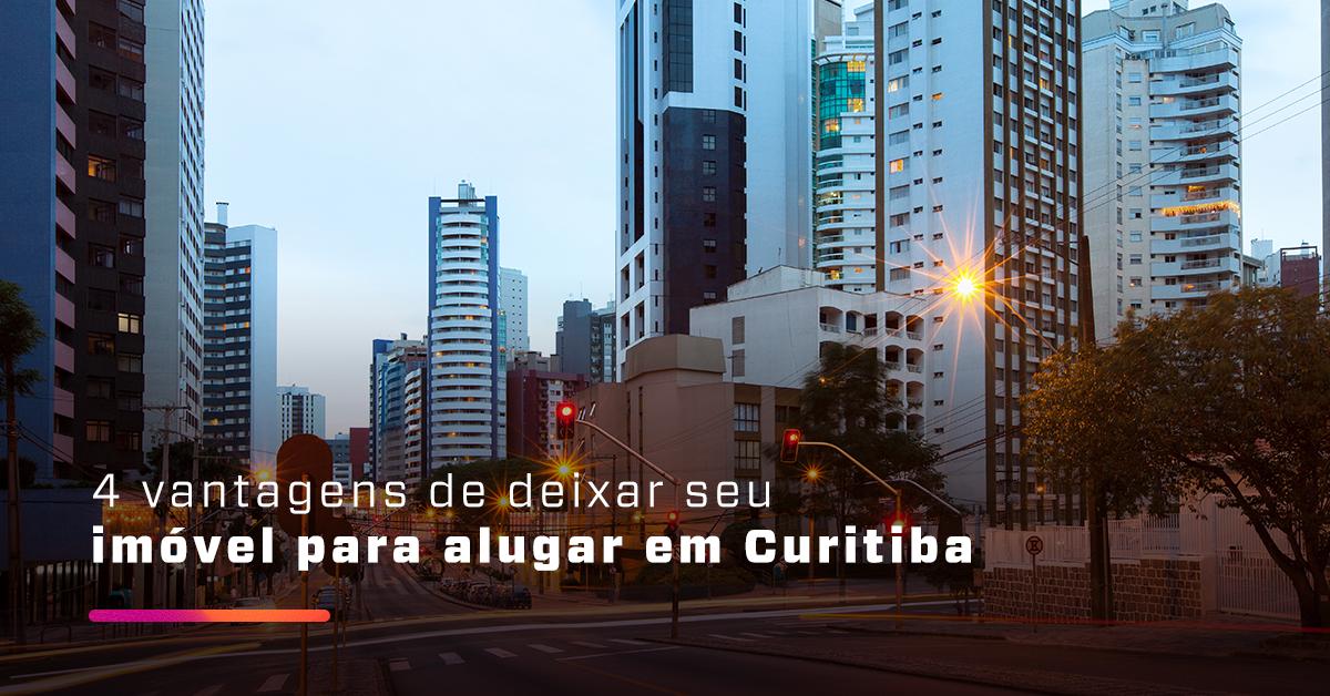 Imóvel para alugar em Curitiba