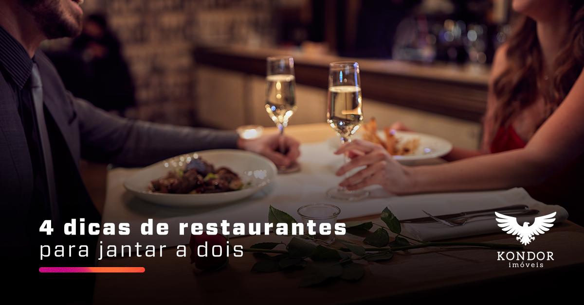 4 dicas de restaurantes em Santa Felicidade para jantar a dois